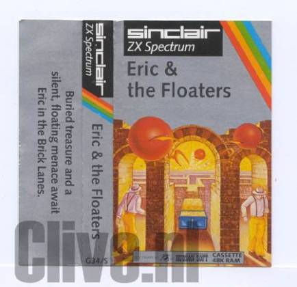Eric & the floaters. (ZX Spectrum)