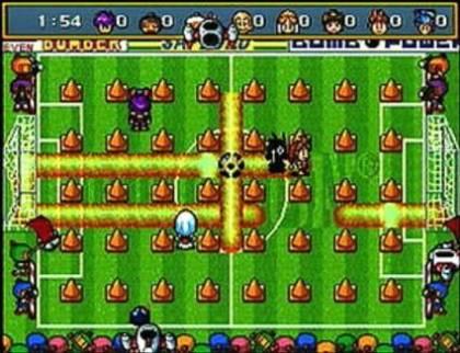 Modo Batalla (Saturn Bomberman)