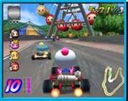 Bomberman Kart (PS2)