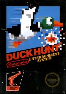 Caja del Duck Hunt