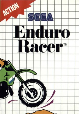 Portada Enduro Racer