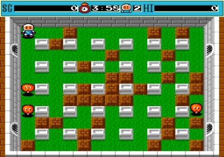 Bomberman de la PC-Engine