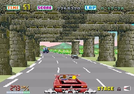Versión arcade.