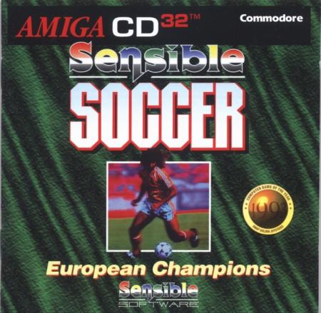 Carátula de la versión Amiga32