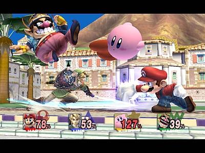 El mogollón de la Nintendo.