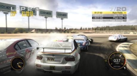 Racedriver Grid.
