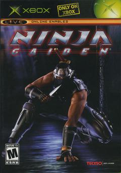 Portada Ninja Gaiden.