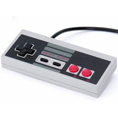 Mando de la NES.