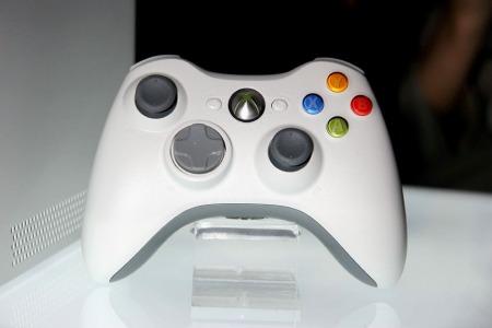 Mando de la Xbox360.