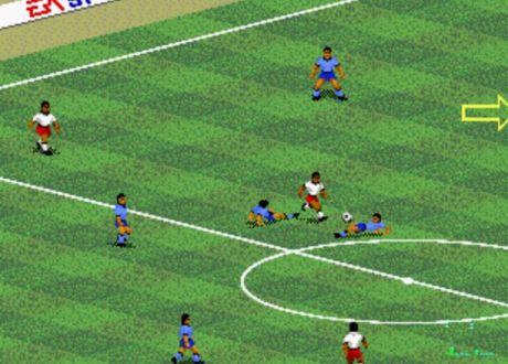 El pixel es futbolero.  :)