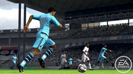 Imagen del FIFA 10.