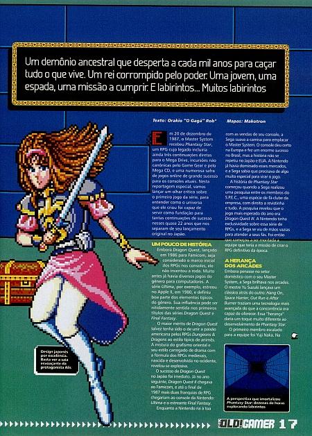 Página 17 de la revista.