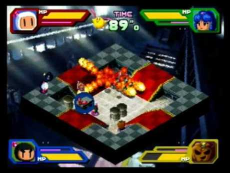 Bomberman Fight!