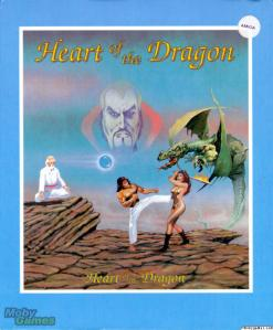 Heart of the Dragon Amiga