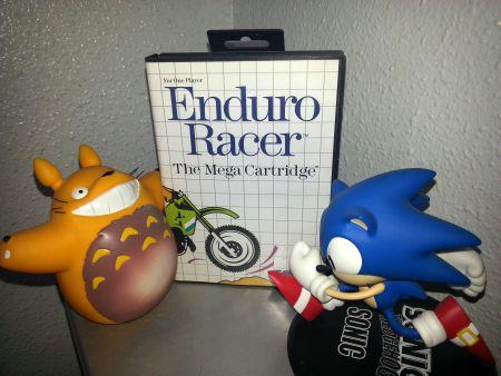 Enduro Racer Master System