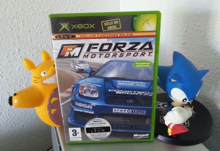 Forza Motorsport Xbox.