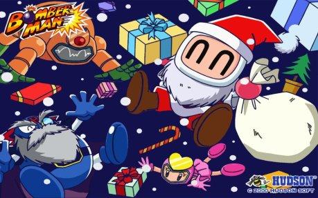 Navidad Bomberman.