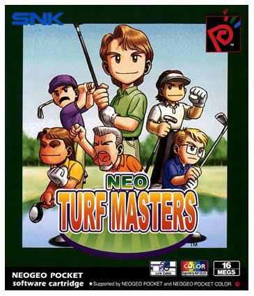 Carátula Neo Turf Masters Pocket