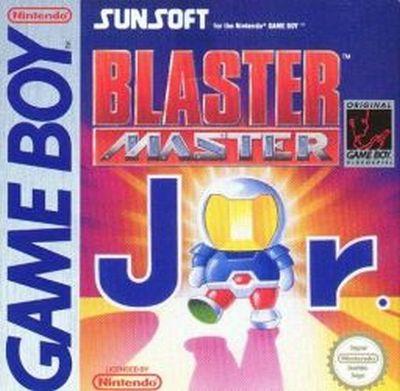 Carátula Master Blaster JR.