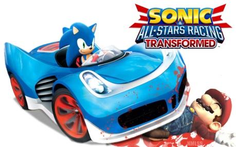 Es mejor el Sonic me parece a mi. XDDD