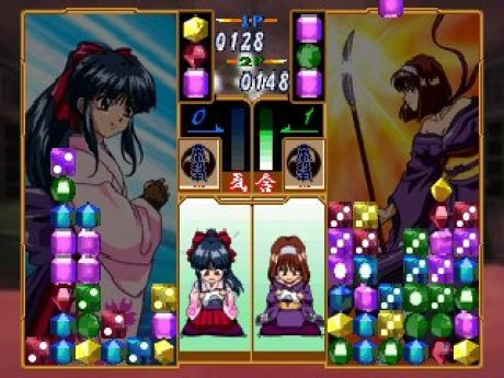 Sakura contra Sumire.